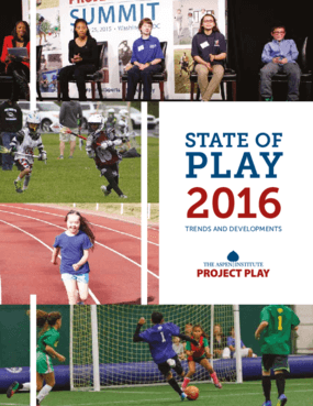 State of Play 2016: Trends and Developments