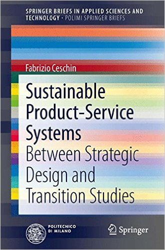 Introducing and Scaling up Sustainable Product-Service Systems: Insights From Transition Studies