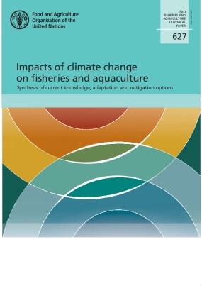 Impacts of climate change on fisheries and aquaculture